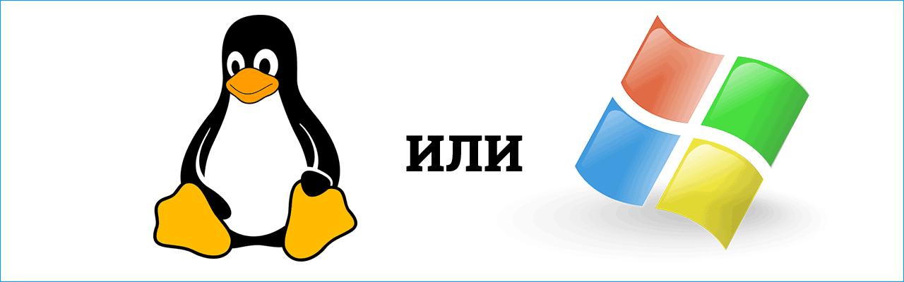 линукс или виндовс хостинг